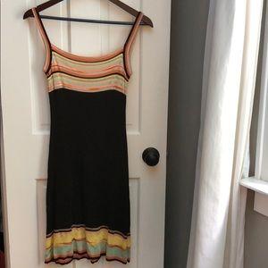 Missoni Dresses - Ladies Missoni vintage brown spaghetti strap dress